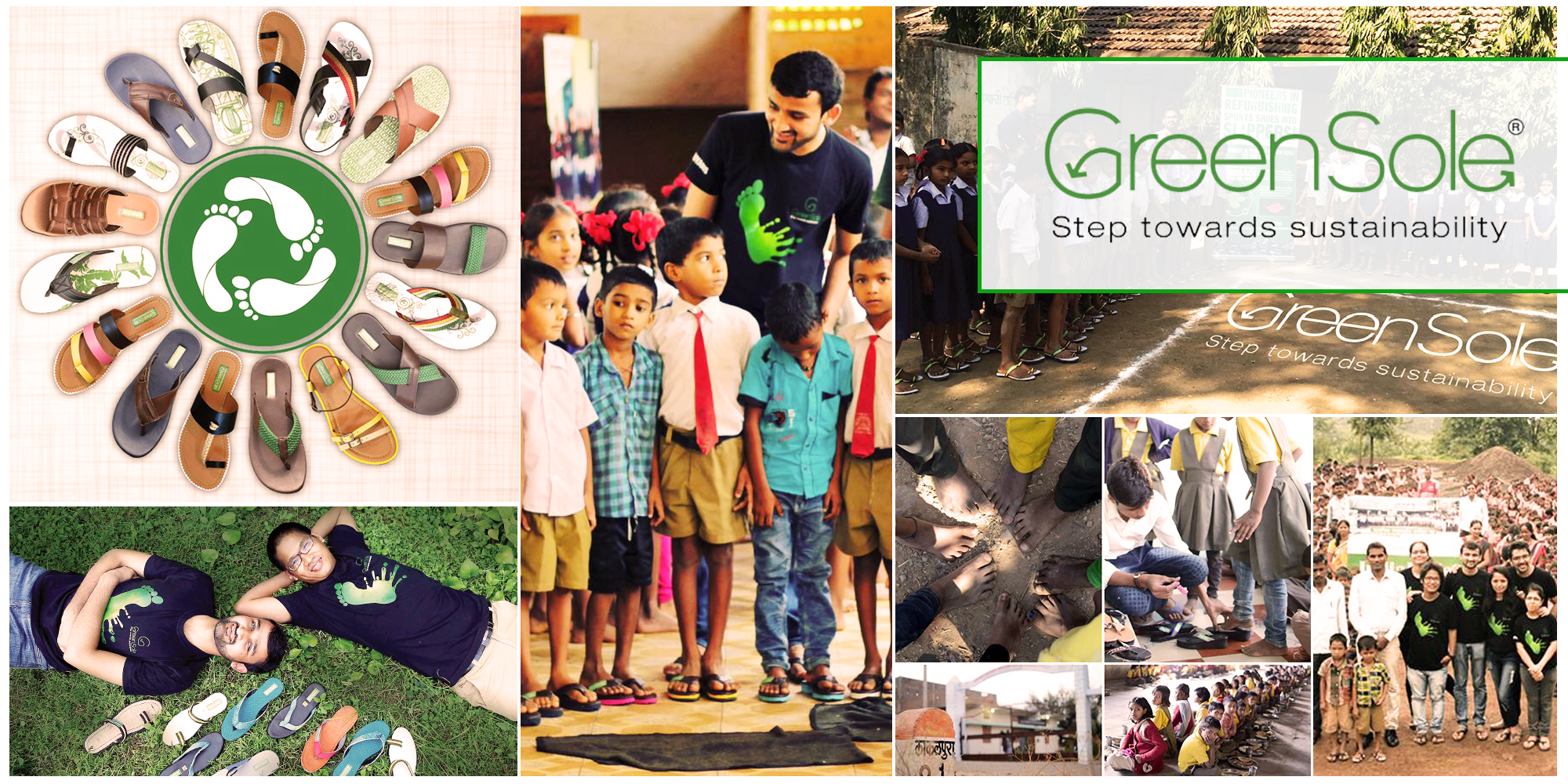 CSR responsibility by greensole